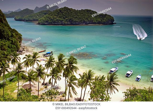 Ang Thong National Marine Park. Ko Samui, Surat Thani Province, Thailand, Asia