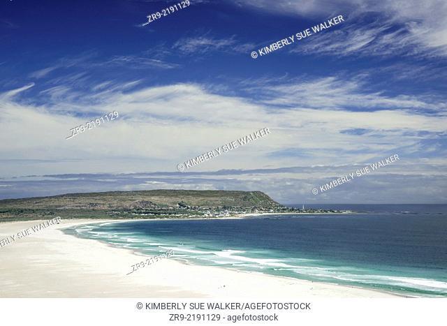 Long Beach 6km across Chapman's Bay, Noordhoek, Cape Town, South Africa