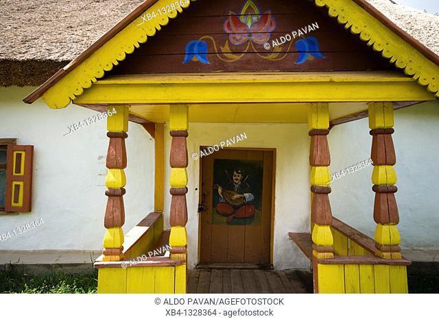 Ukraine, Pereyaslav Khmelnytsky folk museum