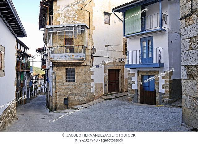 Candelario.Salamanca province.Castilla y Leon.Spain