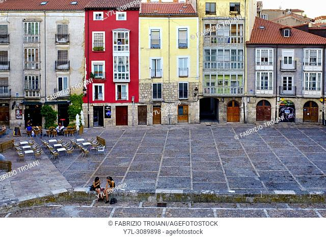 Calle de Fernan Gonzalez, Burgos, Spain