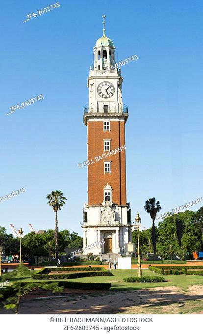 Buenos Aires Argentina Monumental Tower 1916 Argentine Big Ben fron England Torre Monumental