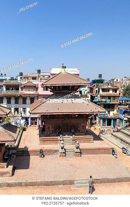 Jagannarayan temple on Patan Durbar Square, Nepal