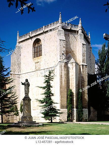 St. Paul's church, Palencia. Castilla-León, Spain