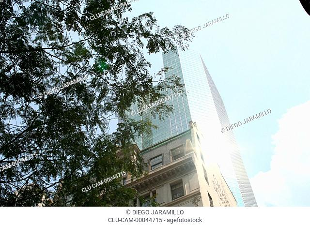 New York City, Manhattan, New York, United States, North America