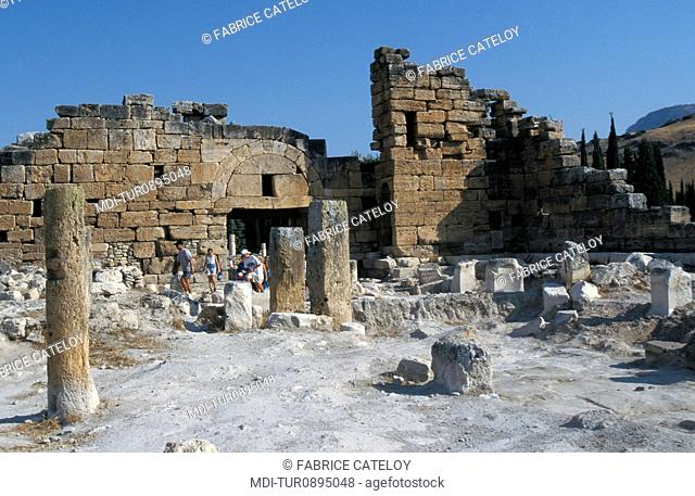 Archeological site - One of the oldest and most important Greek cities of Asia Minor