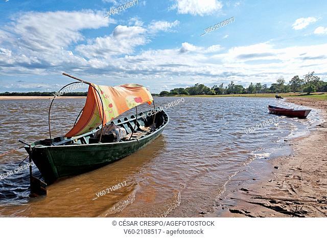 -Paraguay artificial Beach- República del Paraguay South America