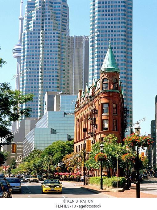 Downtown Toronto, Ontario