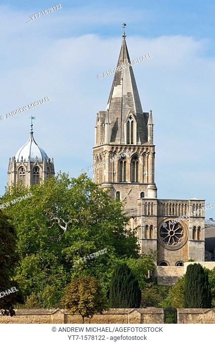 Christchurch college chapel, Oxford University  England