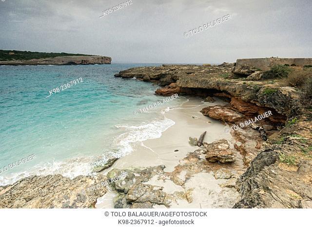 S¨Algar, Porto Colom.Felanitx.Mallorca. Balearic Islands. Spain