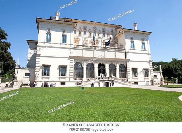 Museo e Galleria Borghese, Villa Borghese, Rome, Lazio, Italy