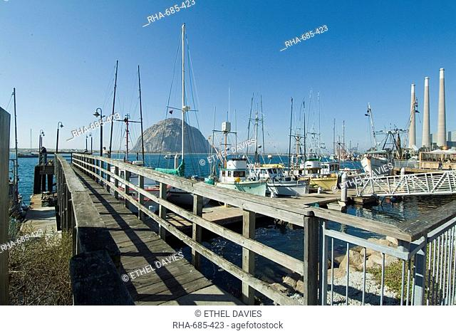 Morro Bay, California, United States of America, North America