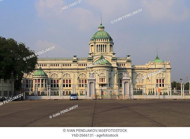 Dusit Palace, Bangkok, Thailand