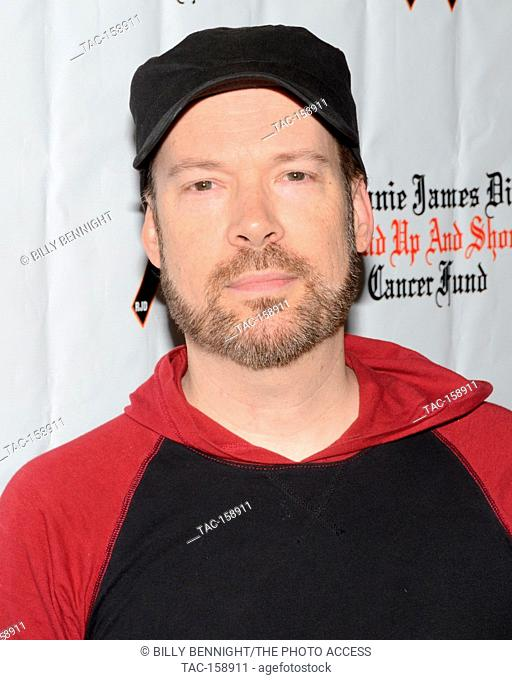 "Marty O'Brien arrives at the 3rd Annual """"Bowl 4 Ronnie"""" Celebrity Bowling Tournament, benefiting the """"Ronnie James Dio Stand Up and Shout Cancer Fund fund""""..."