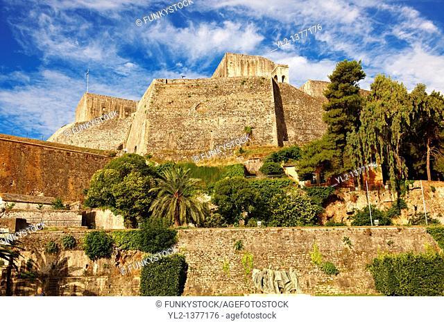 Neo Frourio   F  Corfu City, Greek Ionian Islands