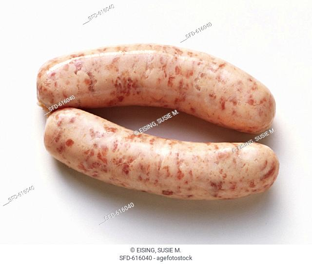 Two Breakfast Sausage Links