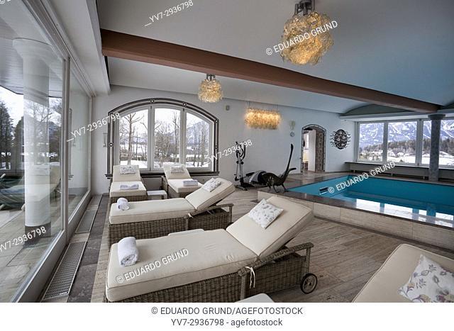 Schlosshotel Igls, en Igls