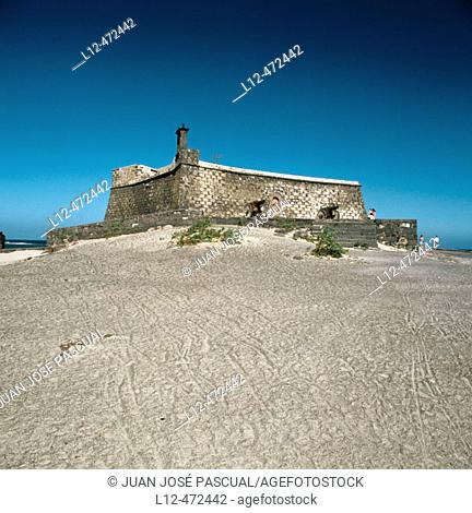 Castle of San José, Arrecife. Lanzarote, Canary Islands. Spain