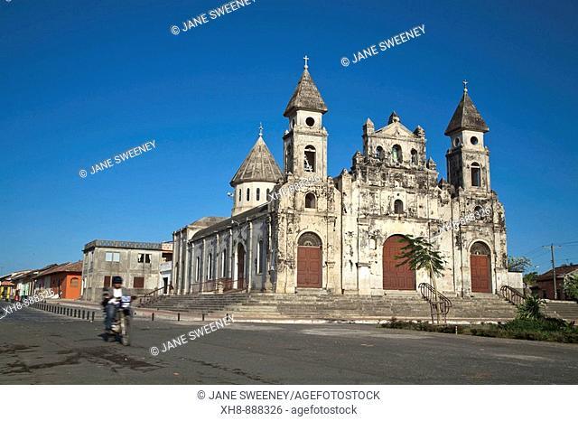 Church of Guadalupe, Granada, Nicaragua
