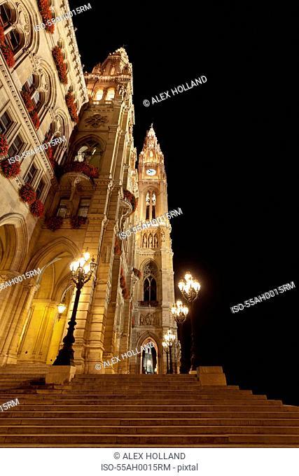 City Hall, Vienna, Austria