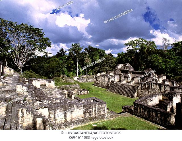 Mayan City of Tikal  Guatemala  Tikal or Tik'al according to the modern Mayan orthography is one of the largest archaeological sites and urban centres of the...