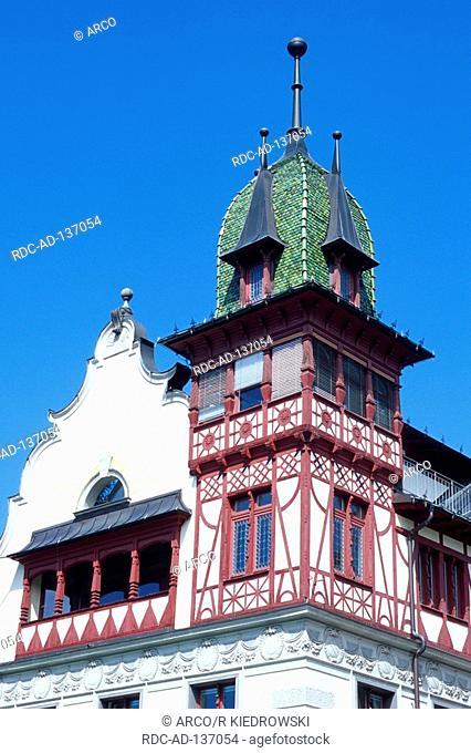 Johann Luger house Dornbirn Austria