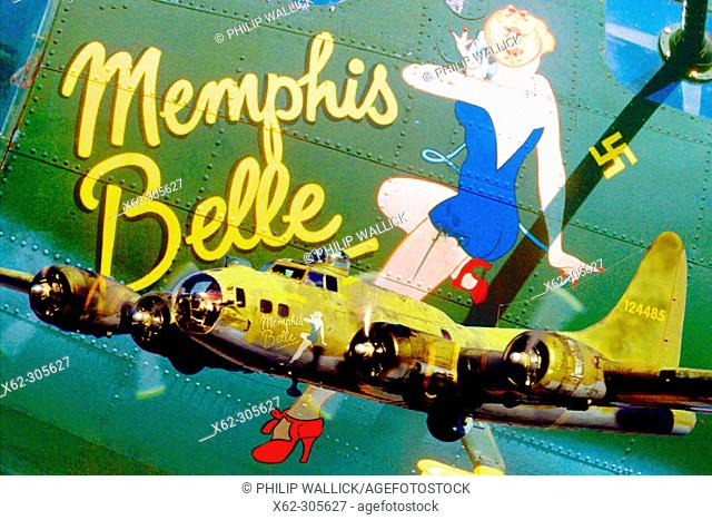 B-17 Flying Fortress 'Memphis Belle'