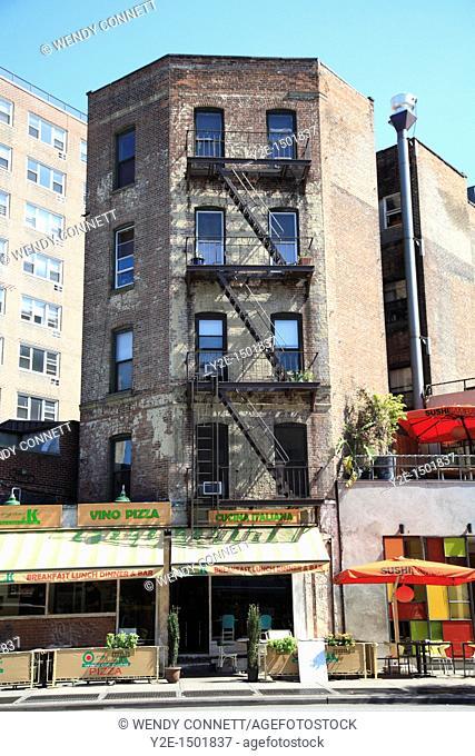 Greenwich Village, West Village, Manhattan, New York City, USA