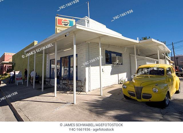 Wheelers Cafe, Historic Downtown Arcadia, Florida