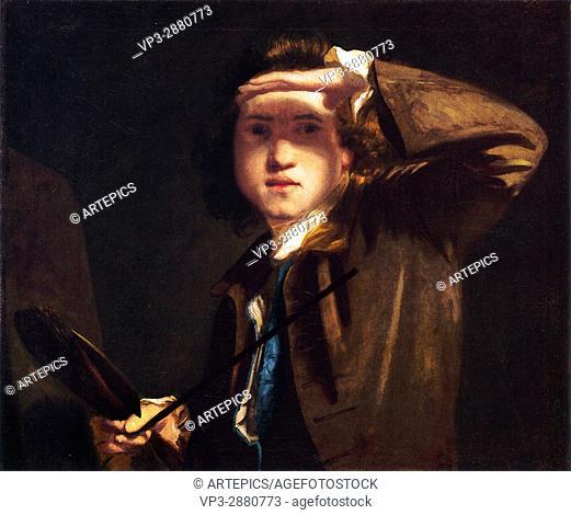 Sir Joshua Reynolds. self-portrait. Sir Joshua Reynolds. self-portrait. National Portrait Gallery - London - National Portrait Gallery - London