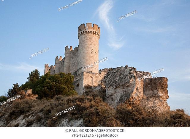 Peñafiel Castle - Peñafiel, Valladolid Province, Castile and León, Spain