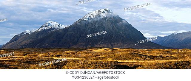 Buachaille Etive Mor, Highland, Scotland