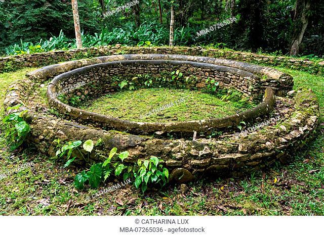 Cuba, Nature Reserve, Las Terrazas, Unesco Biosphere Reserve, Hacienda Union, Coffee Plantation