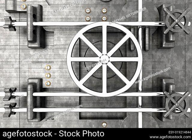 Vaulted door