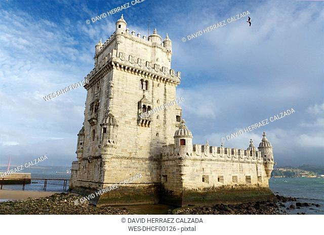Portugal, Lisbon, Tower of Belem