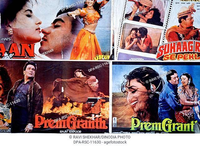 Hindi Film Posters