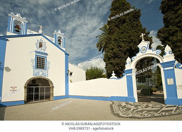 Church of Santo Antonio and cemetery in Redondo, Alentejo, Portugal
