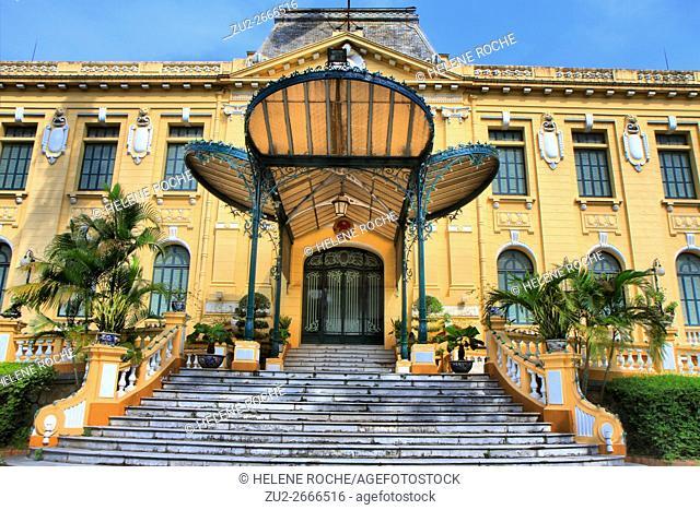 Government guesthouse, French quarter, Hanoi, Vietnam, Asia