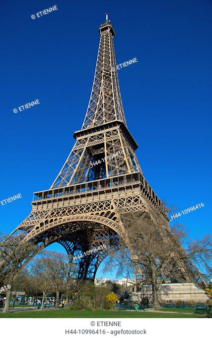 Paris, tour Eiffel, Eiffel Tower