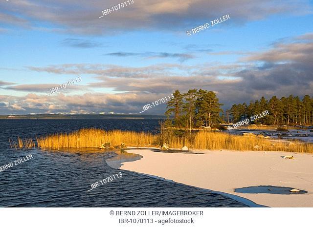 Unden Lake, Tiveden National Park, Sweden, Scandinavia, Europe