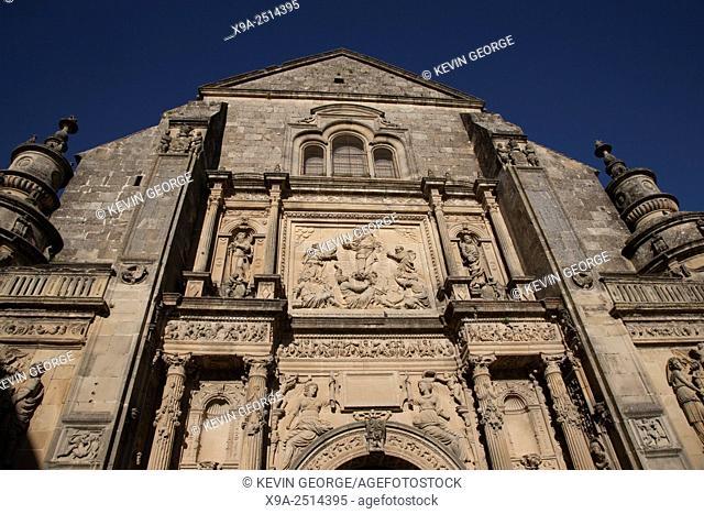 Sacra Capilla de el Salvador - Saviour Holy Chapel; Ubeda; Andalusia; Spain