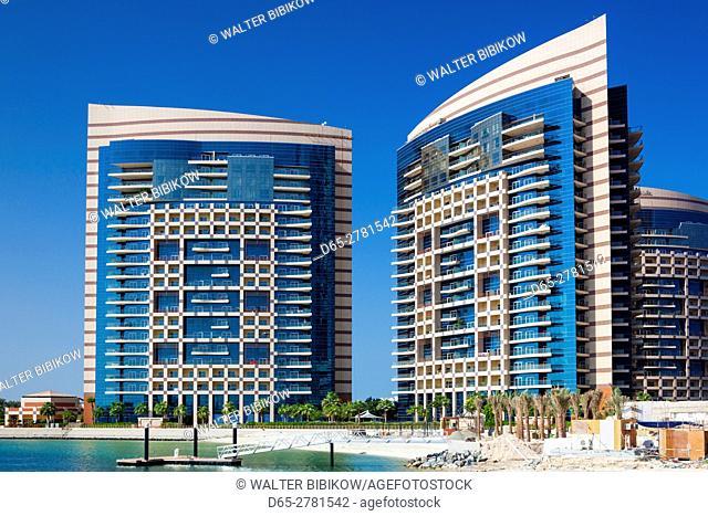 UAE, Abu Dhabi, Khalidiya Palace Hotel