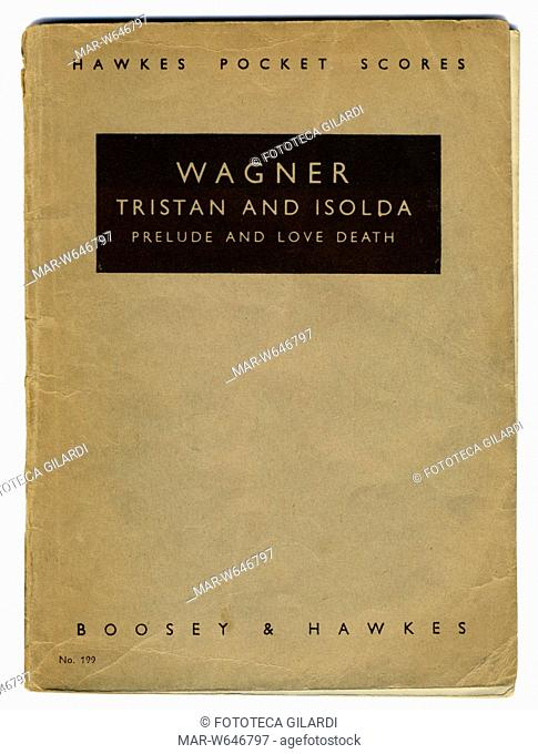 Tristan And Isolde Richard Wagner Stock Photos And Images Age