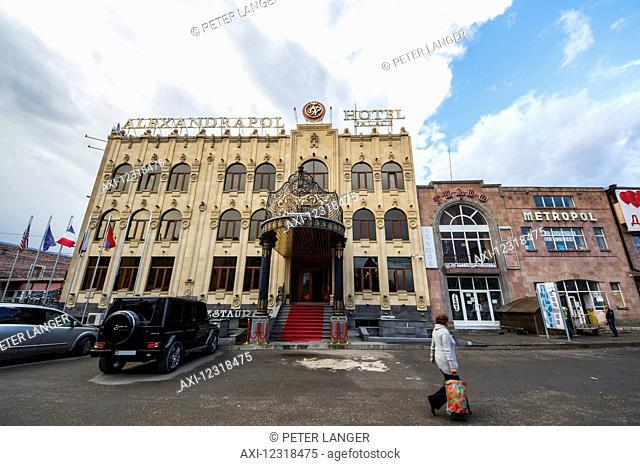 Alexandrapol Hotel; Gyumri, Shirak Province, Armenia