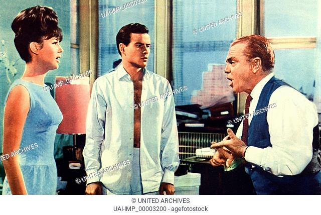 Eins, Zwei, Drei, (ONE, TWO, THREE) USA 1961, Regie: Billy Wilder, PAMELA TIFFIN, HORST BUCHHOLZ, JAMES CAGNEY