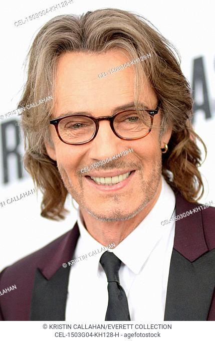 Rick Springfield at arrivals for RICKI AND THE FLASH Premiere, AMC Loews Lincoln Square, New York, NY August 3, 2015. Photo By: Kristin Callahan/Everett...