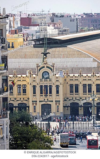 Valencia Train Station, Valencia, Spain