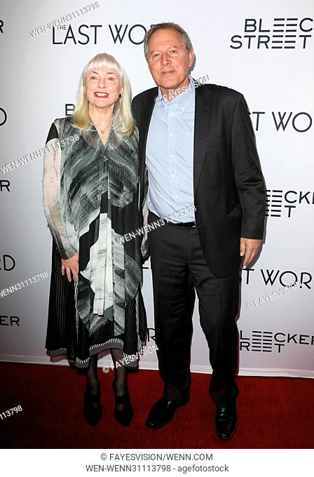 Film Premiere of Bleecker Street Media's 'The Last Word' - Arrivals Featuring: Kirk D'Amico Where: Hollywood, California