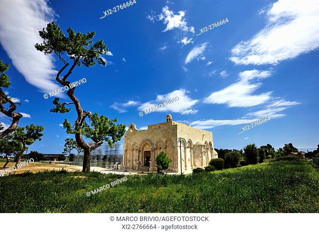 The Basilica of Santa Maria Maggiore di Siponto is a church in Manfredonia, Apulia, southern Italy. Once the city's cathedral