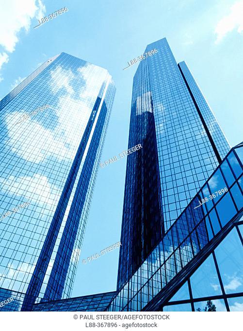 Deutsche Bank. Frankfurt. Germany